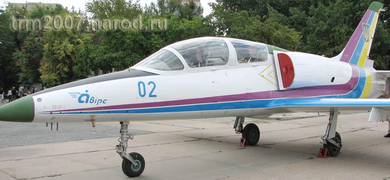 Л-39 группы Авирс, Школьный аэродром, Одесса