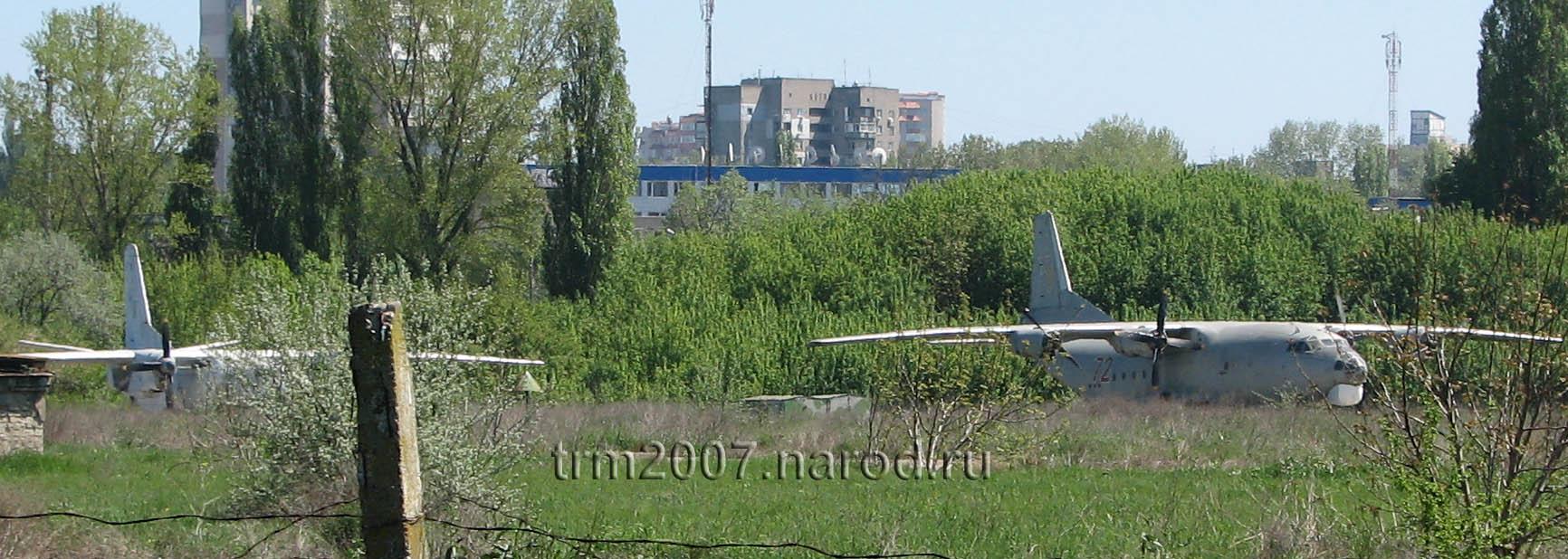 Транспортники АН-12 и АН-24