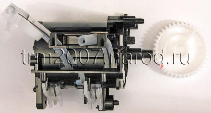 Canon Pixma IP5200   сдвоенный перистальтический насос отвода отработанных чернил