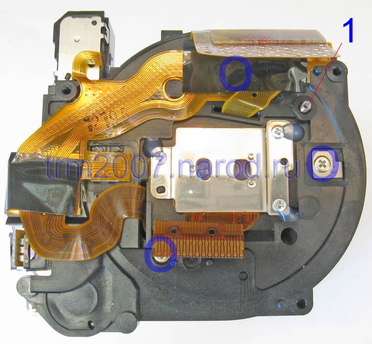Canon PowerShot S2 IS 12-тикратный объектив